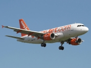 Airbus A319-111 - G-EZIR operated by easyJet