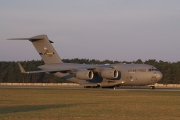 Boeing C-17A Globemaster III - 03-3125 operated by US Air Force (USAF)