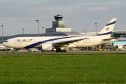 Boeing 777-200ER - 4X-ECF operated by El Al Israel Airlines