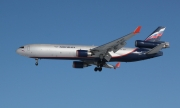McDonnell Douglas MD-11F - VP-BDR operated by Aeroflot
