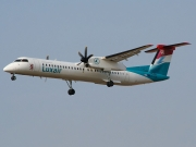 Bombardier DHC-8-Q402 Dash 8 - LX-LGC operated by Luxair