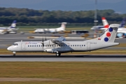 ATR 72-201 - YU-ALS operated by Jat Airways