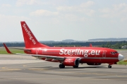Boeing 737-700 - OY-MRF operated by Sterling Airlines