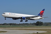 Boeing 767-300ER - N1604R operated by Delta Air Lines