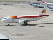 Airbus A319-111 - EC-JXA operated by Iberia