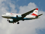 Airbus A319-112 - OE-LDD operated by Austrian Airlines