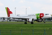 Airbus A319-111 - CS-TTB operated by TAP Portugal