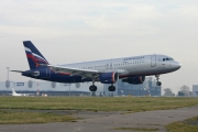 Airbus A320-214 - VP-BQW operated by Aeroflot