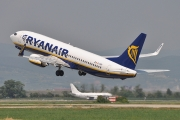 Boeing 737-800 - EI-EBV operated by Ryanair