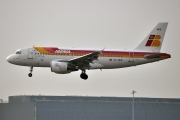Airbus A319-111 - EC-HKO operated by Iberia