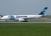 Airbus A330-243 - SU-GCF operated by EgyptAir