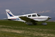 Piper PA-28-181 Archer III - OK-MTT operated by Flying Academy
