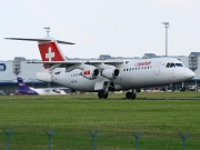 British Aerospace Avro RJ100 - HB-IYR operated by Swiss International Air Lines