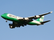 Boeing 747-400ERF - B-2422 operated by Jade Cargo International