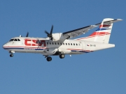 ATR 42-300 - OK-VFI operated by CSA Czech Airlines