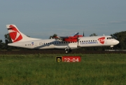 ATR 72-202 - OK-XFA operated by CSA Czech Airlines