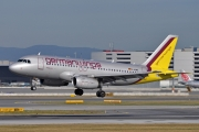 Airbus A319-132 - D-AGWE operated by Germanwings
