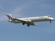 Bombardier CRJ900 - F-HDTB operated by Air France (Brit Air)