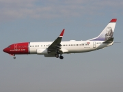 Boeing 737-800 - LN-DYF operated by Norwegian Air Shuttle