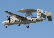 Grumman E-2C Hawkeye - 163698 operated by US Navy (USN)