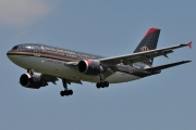 Airbus A310-304 - JY-AGM operated by Royal Jordanian