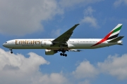Boeing 777-300ER - A6-EGA operated by Emirates