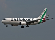 Boeing 737-700 - EI-IGP operated by Air Italy