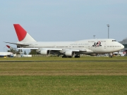 Boeing 747-400 - JA8079 operated by Japan Airlines (JAL)