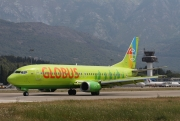 Boeing 737-400 - VP-BTA operated by Globus Airlines