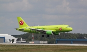Airbus A319-114 - VP-BHL operated by S7 Airlines