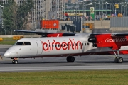 Bombardier DHC-8-Q402 Dash 8 - D-ABQD operated by Air Berlin