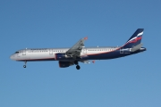 Airbus A321-211 - VP-BWN operated by Aeroflot