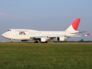 Boeing 747-400 - JA8085 operated by Japan Airlines (JAL)