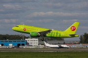 Airbus A319-115LR - VQ-BQW operated by S7 Airlines