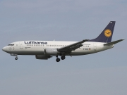 Boeing 737-300 - D-ABEU operated by Lufthansa