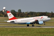 Airbus A319-112 - OE-LDA operated by Austrian Airlines
