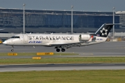 Bombardier CRJ200LR - S5-AAG operated by Adria Airways