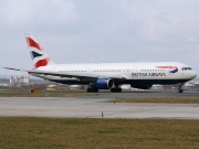 Boeing 767-300ER - G-BNWX operated by British Airways