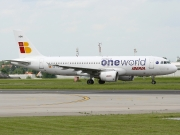 Airbus A320-214 - EC-HDN operated by Iberia