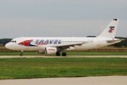 Airbus A320-211 - YL-LCC operated by Travel Service