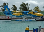 De Havilland Canada DHC-6-300 Twin Otter - 8Q-TMR operated by Trans Maldivian Airways
