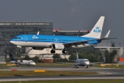 Boeing 737-800 - PH-BCB operated by KLM Royal Dutch Airlines