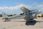De Havilland DH.89A Dragon Rapide - D-ILIT operated by Private operator
