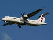 ATR 72-202 - YU-ALP operated by Jat Airways