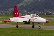 Canadair NF-5A Freedom Fighter - 71-3058 operated by Türk Hava Kuvvetleri (Turkish Air Force)