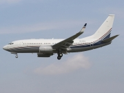 Boeing 737-700 BBJ - N349BA operated by Private operator