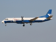 Saab 2000 - VP-BPR operated by Polet Flight