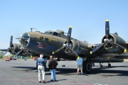 Boeing B-17G Flying Fortress - F-AZDX operated by Private operator