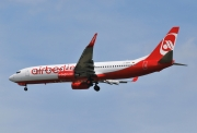 Boeing 737-800 - D-ABKG operated by Air Berlin