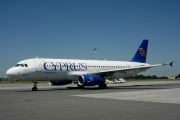 Airbus A320-231 - 5B-DBD operated by Cyprus Airways